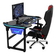 میز بازی E-Blue Wireless Glowing Desk